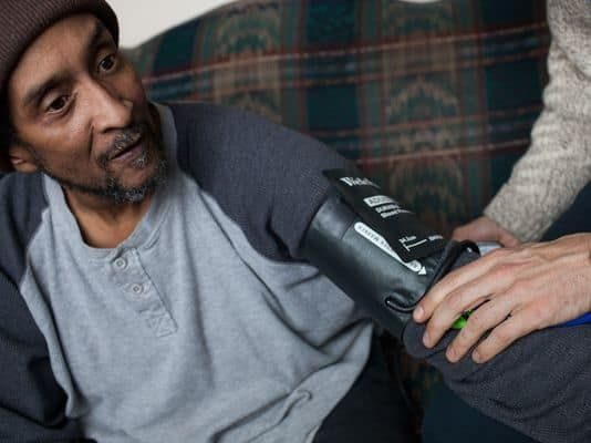 Health Woes of the Homeless: The Pain of Being Homeless and Ill