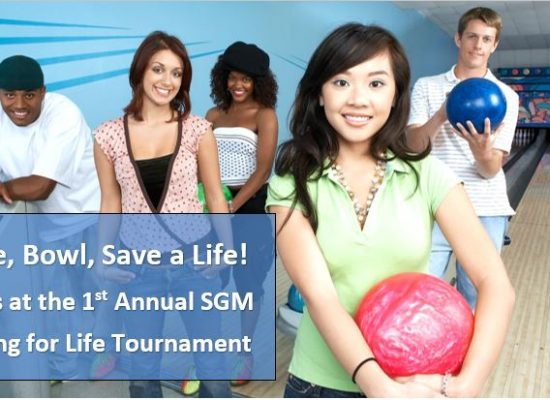 Come, Bowl and Save a Life!