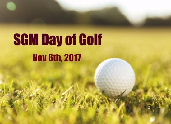 Sheltering Grace Ministry's Day of Golf Fundraiser Event 2017