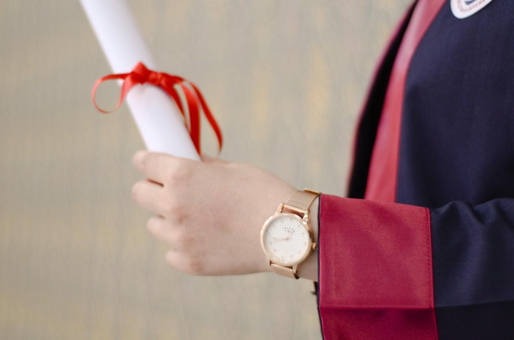Homeless Woman Graduated Valedictorian