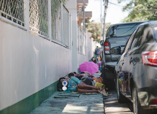 An Unexpected Coronavirus Side Effect for The Homeless