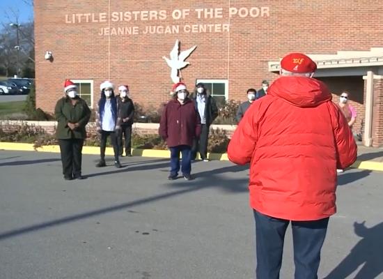 Secret Santa Gives $12K to Healthcare Workers at Nursing Home