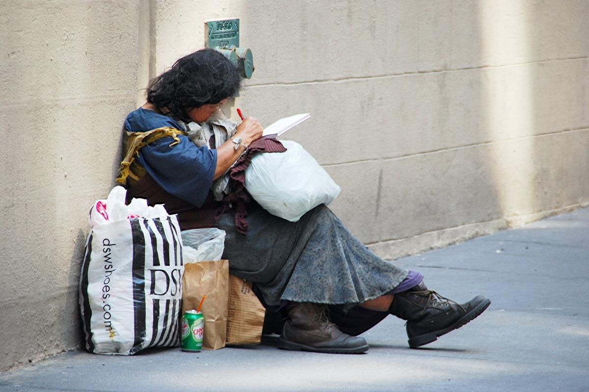 Homeless Female Veterans